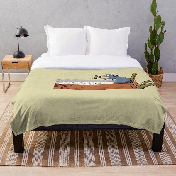 Ratatouille Throw Blanket