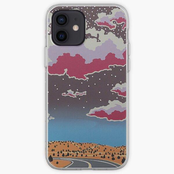 A Strange Drive Home iPhone Soft Case