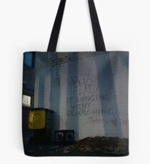If Longing Went Searching Tote Bag