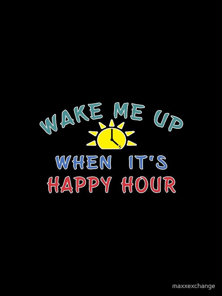 Happy Hour Moonshine Libation Liquor Mixologist. by maxxexchange