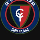 38th Infantry Division Indiana ANG by jcmeyer