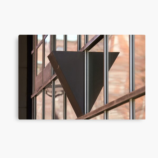 Triangle Canvas Print