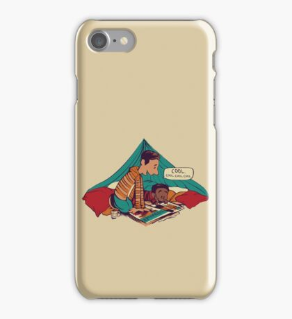 Troy and Abed's Dope Adventures iPhone Case/Skin