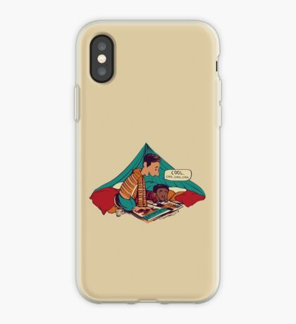 Troy and Abed's Dope Adventures iPhone Case