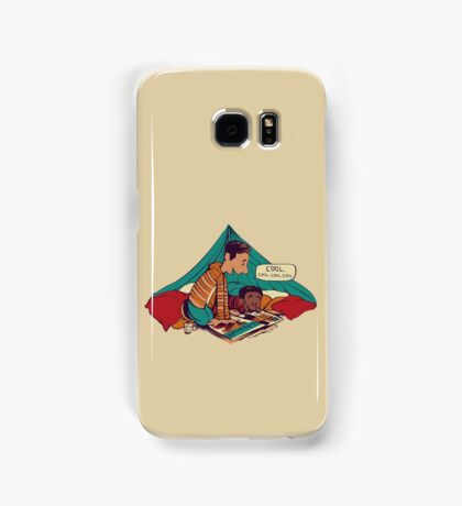 Troy and Abed's Dope Adventures Samsung Galaxy Case/Skin