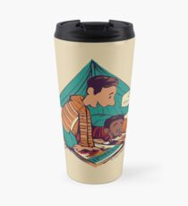 Troy and Abed's Dope Adventures Travel Mug