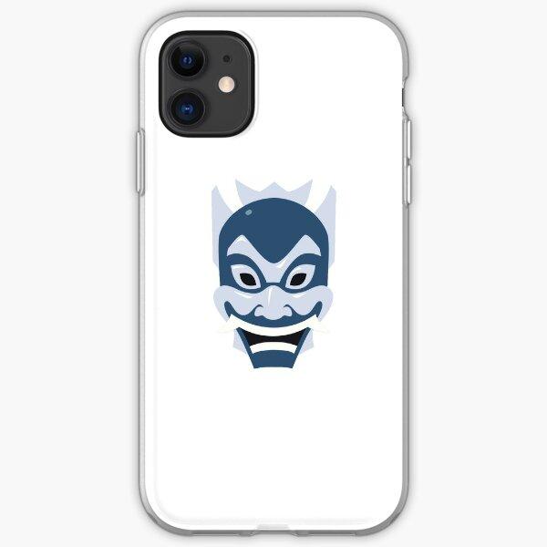 The Blue Spirit iPhone Soft Case