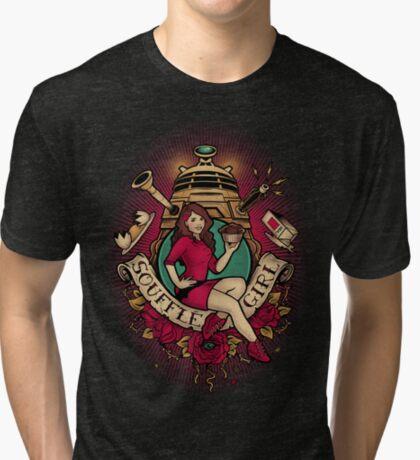 Souffle Girl Tri-blend T-Shirt