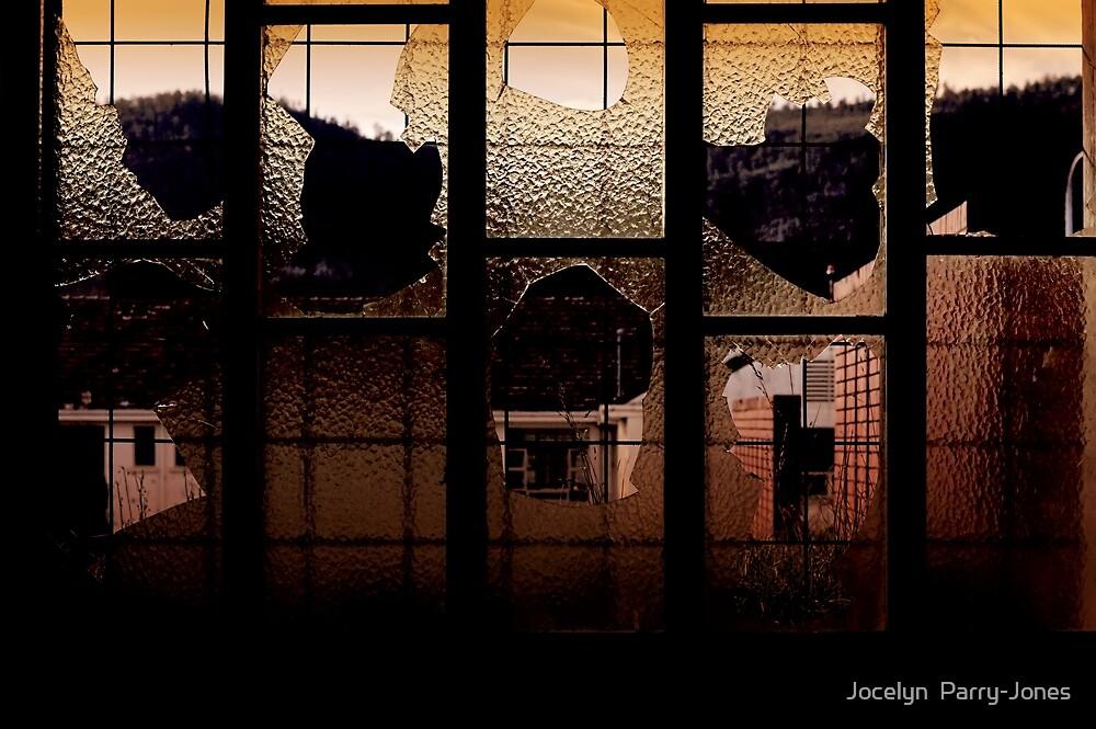 fracture by Jocelyn  Parry-Jones