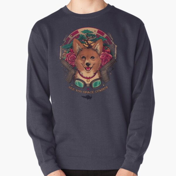 See You Space Cowboy Pullover Sweatshirt
