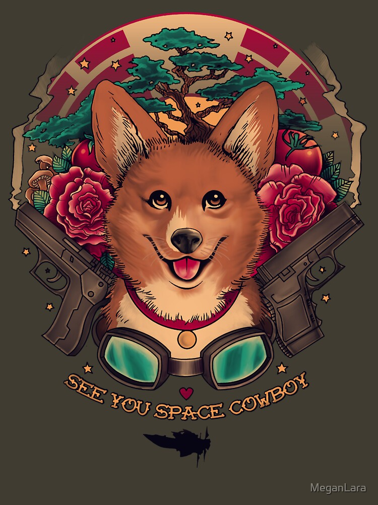 See You Space Cowboy by MeganLara