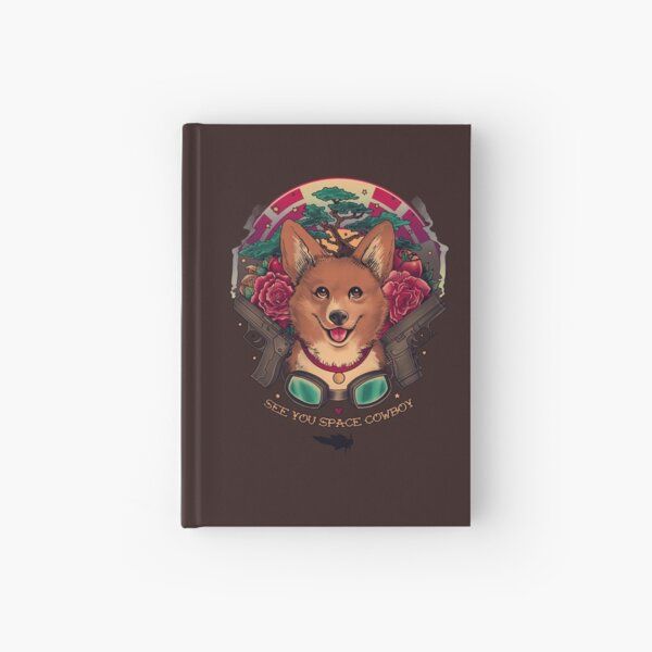 See You Space Cowboy Hardcover Journal