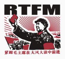 Mao RTFM 2 | Unisex T-Shirt