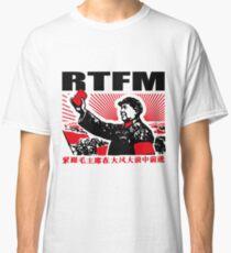 Mao RTFM 2 Classic T-Shirt