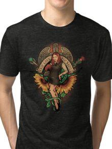 The Girl Who Waited Tri-blend T-Shirt
