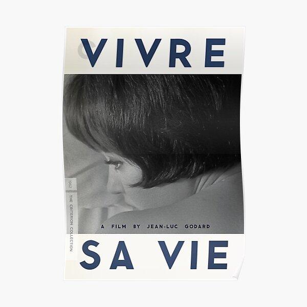 Vivre Sa Vie (1662) Movie Poster Poster