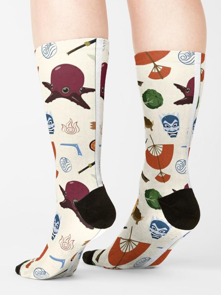 Alternate view of Avatar Medley Socks
