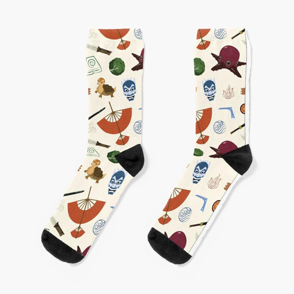 Avatar Medley Socks