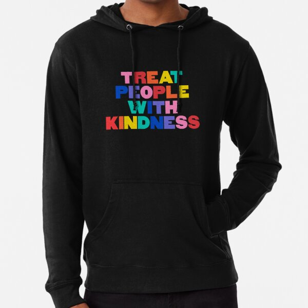 Treat People With Kindness Harry Styles Lightweight Hoodie