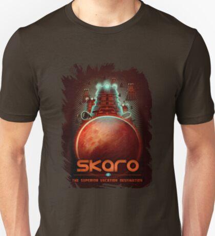 Travel To... Skaro! T-Shirt