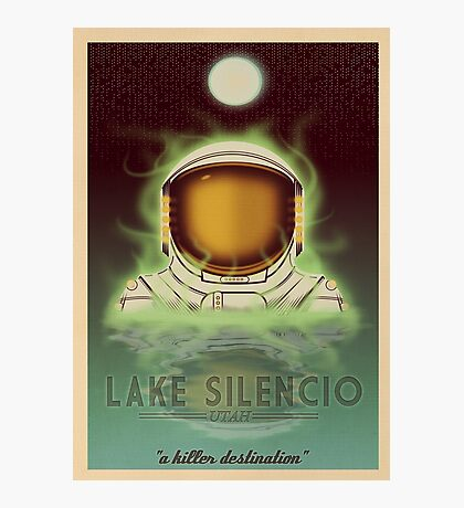 Travel To...  Lake Silencio Photographic Print