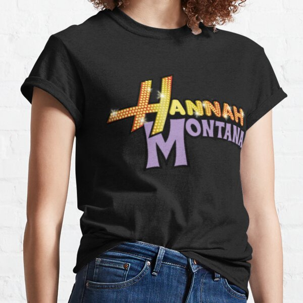 Hannah Montana logo Classic T-Shirt