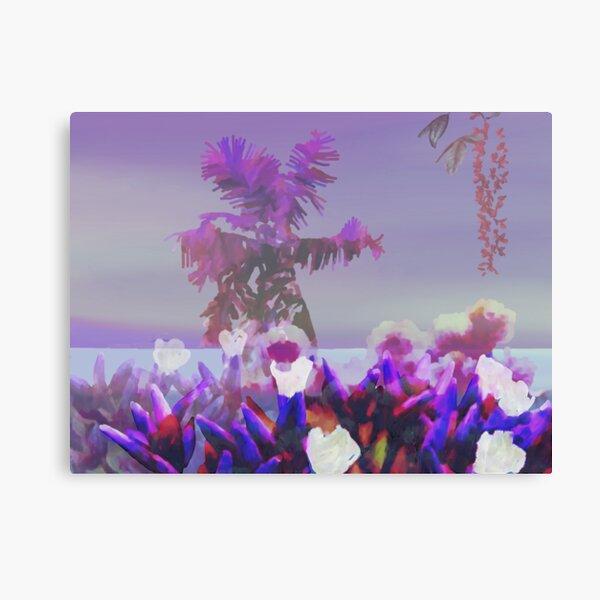Sea Lavender Canvas Print