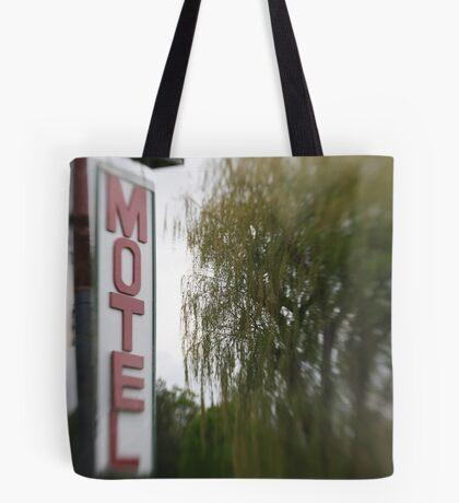 Nowhere Motel Tote Bag