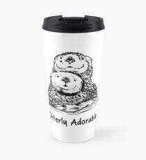 Otterly Adorable for Otter lovers Travel Mug