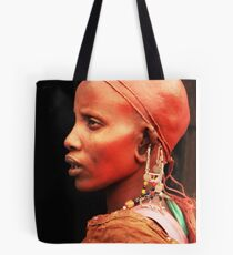 Masai Tote Bag