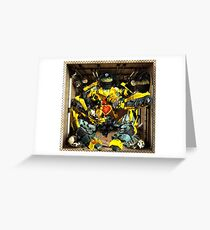 "Ecce Homo 108 ""TITAN IN LOVE"" Greeting Card"