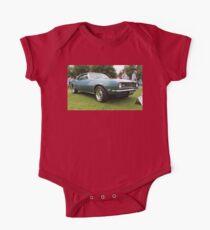 Chevrolet Camaro One Piece - Short Sleeve