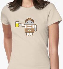 DAS DROID Women's Fitted T-Shirt