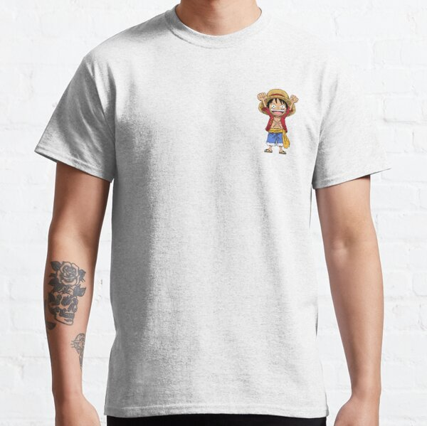 Luffy One Piece  Classic T-Shirt