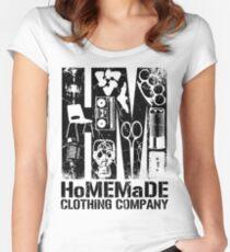 Randomized Women's Fitted Scoop T-Shirt