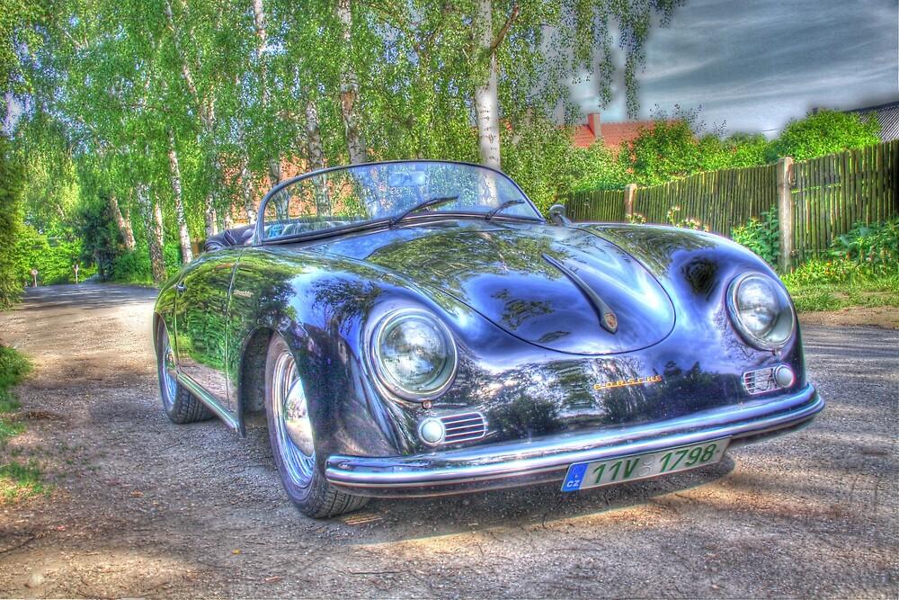 1955 Porsche Speedster by JH2011