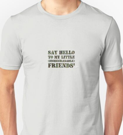 badragz.com - Airsofters' best friends T-Shirt