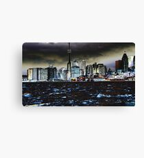 TO Waterfront Canvas Print