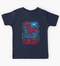 Summer Olympics 2020 Tokyo Team USA Kids T-Shirt