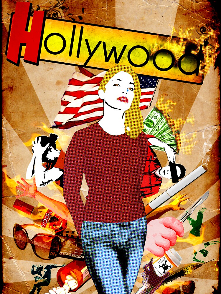 The Dark Side of Hollywood by gzed