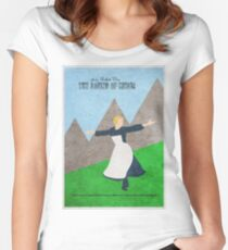 The Sound Of Music Women's Fitted Scoop T-Shirt