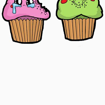 Cupcakes by AlexWalters