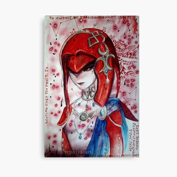 Princess Zora Canvas Print