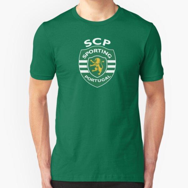 Sporting CP Slim Fit T-Shirt