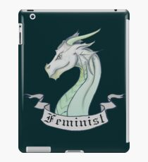 FEMINIST - Light Dragon iPad Case/Skin