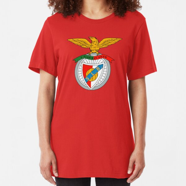 SL Benfica Slim Fit T-Shirt