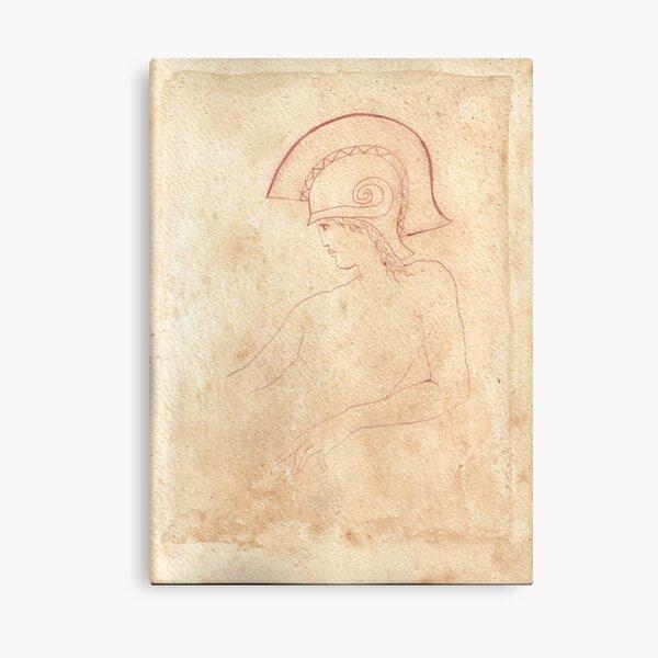 Ulysses Canvas Print