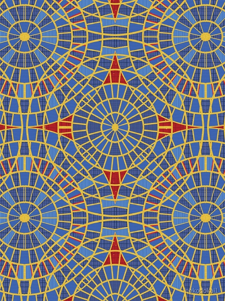 DragonCon Marriott carpet: with details by nekodokai1