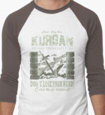 Kurgan Home Demolition Men's Baseball ¾ T-Shirt