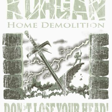 Kurgan Home Demolition by comicbookjer